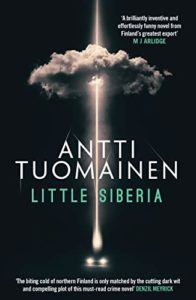 cover image of Little Siberia by Antti Tuomainen