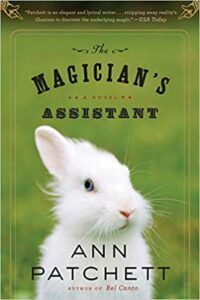 The Magician's Assistant book cover