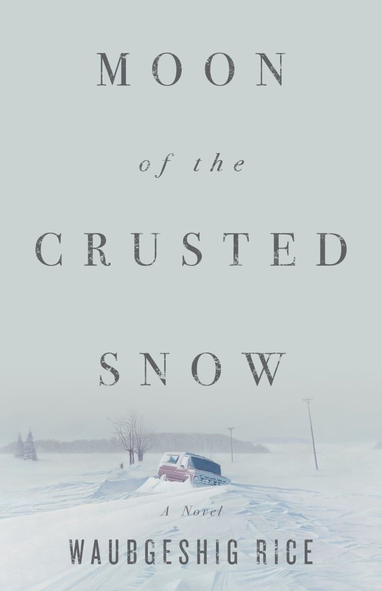 Moon of the Crusted Snow book cover