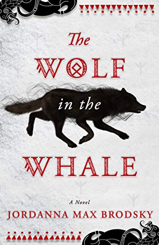 cover image of The Wolf in the Whale by Jordanna Max Brodsky