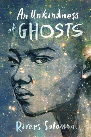 An Unkindness of Ghosts cover