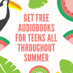 Love young adult content? Score 26 free audiobooks all throughout summer with this year's edition of SYNC Audiobooks for Teens. | BookRiot.com | Free Audiobooks | Young Adult | OverDrive | Audiobooks for Teens | Free Downloads |