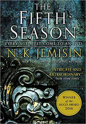 The Fifth Season by N.K. Jemisin Cover