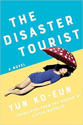 Disaster Tourist Yun Ko-eun cover