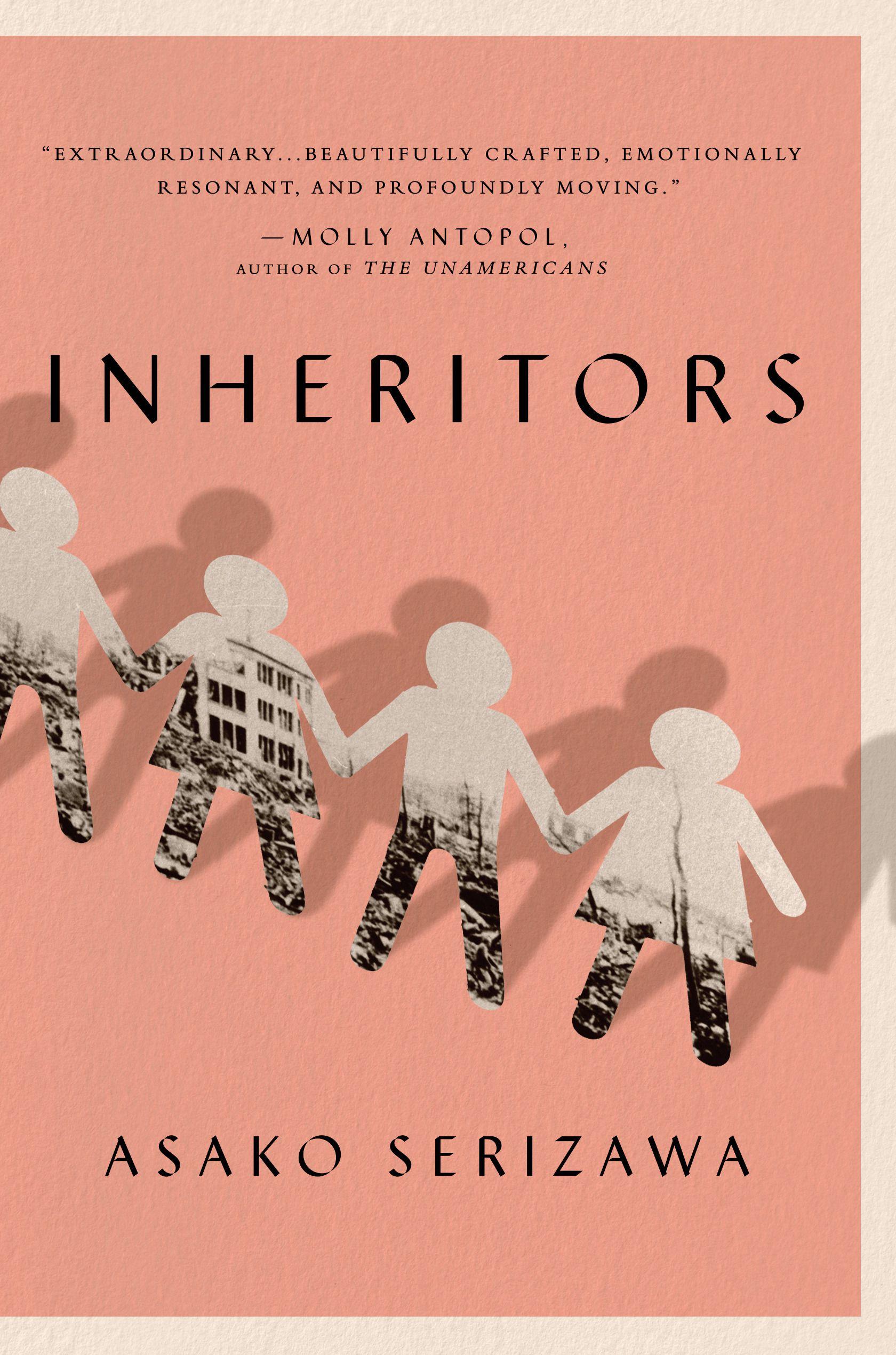 cover of Inheritors by Asako Serizawa