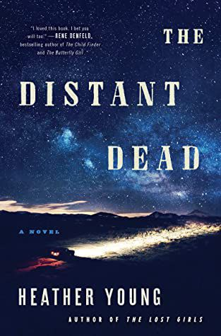cover of The Distant Dead by Heather Young