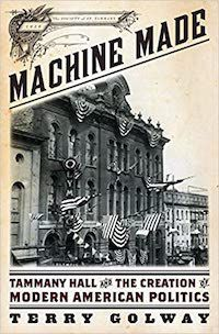 Cover: Machine Made by Terry Golway