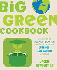 Big Green Cookbook Book Cover