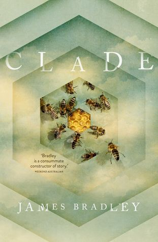 Clade book cover