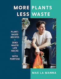 More Plant Less Waste book cover