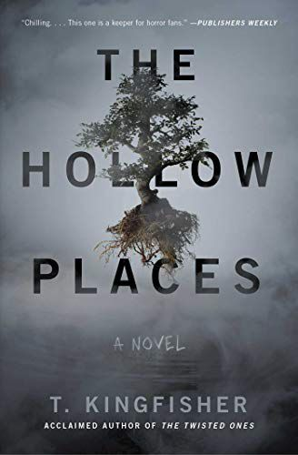 Cover of The Hollow Places