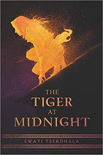The Tiger at Midnight book cover