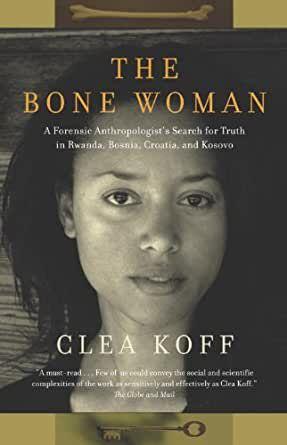 the bone woman book cover