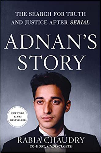 Adnan's Story by Rabia Chaudry book cover