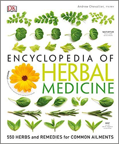 encyclopedia of herbal medicine book cover