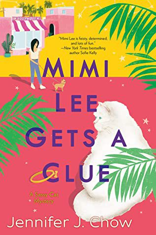 Mimi Lee Gets a Clue cover