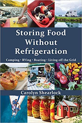 Storing Food Without Refrigeration book cover