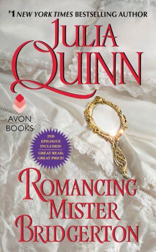 cover of Romancing Mister Bridgerton by Julia Quinn