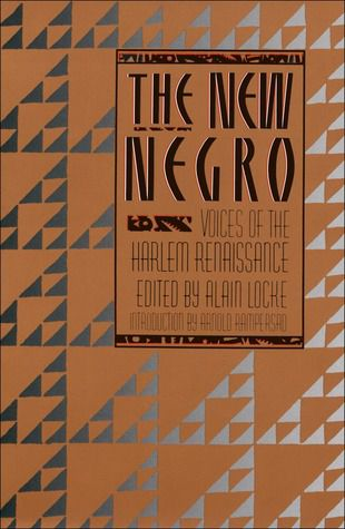 The New Negro cover