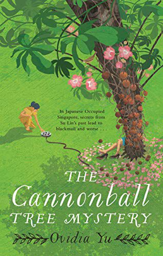 The Cannonball Tree Mystery cover