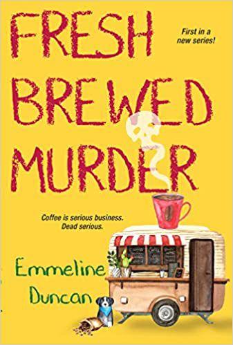 fresh brewed murder cover