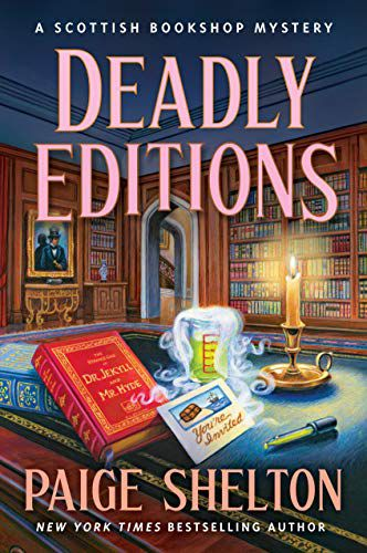 deadly editions cover