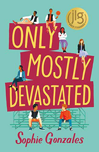 Only Mostly Devastated by Sophie Golzales