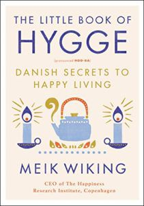 cover image of Little Book of Hygge by Meik Wiking