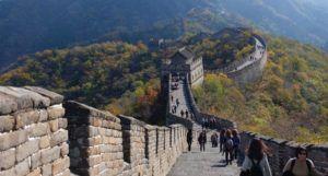 image of Great Wall of China https://unsplash.com/photos/x2uU3yoGDLs