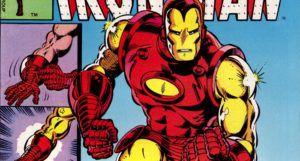 iron man comics cover