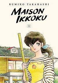 Maison Ikkoku 1 cover - Rumiko Takahashi