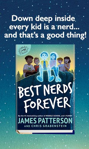 cover image of Best Nerds Forever by James Patterson and Chris Grabenstein