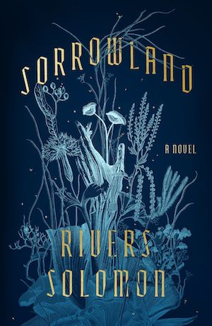 cover image of Sorrowland by Rivers Solomon