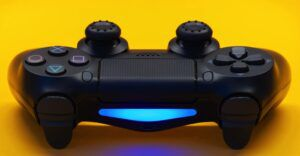 video game controller for gaming