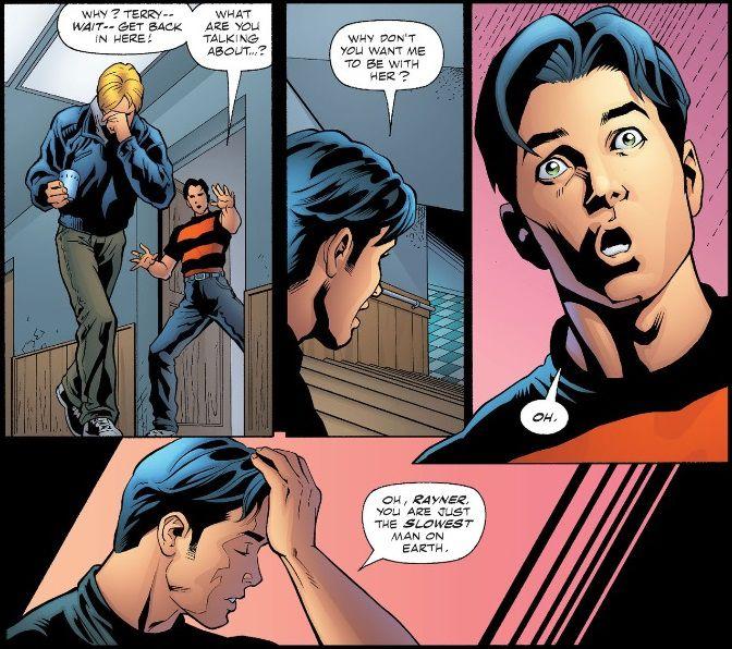 panel from Green Lantern #129