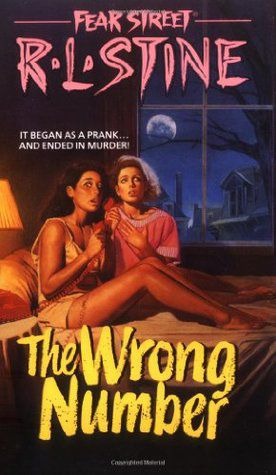 The Wrong Number by RL Stine