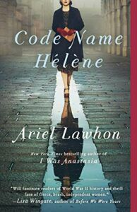 cover image of Code Name Hélène by Ariel Lawhon