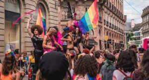 pride parade feature