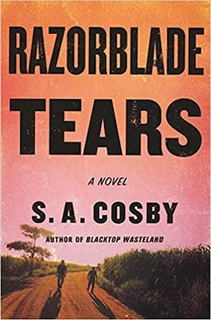 cover image of Razorblade Tears by S.A. Cosby