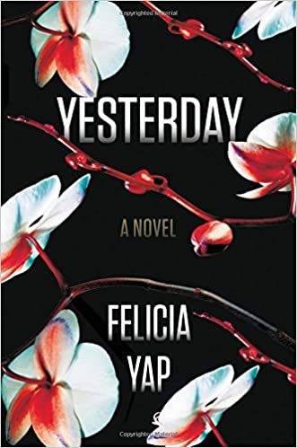 cover image of Yesterday: A Novel by Felicia Yap