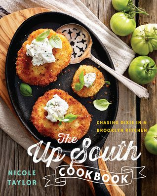 The Up South Cookbook cover