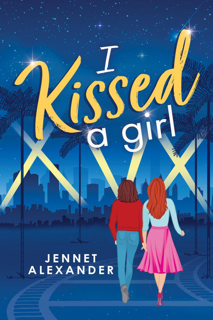I Kissed a Girl Book Cover