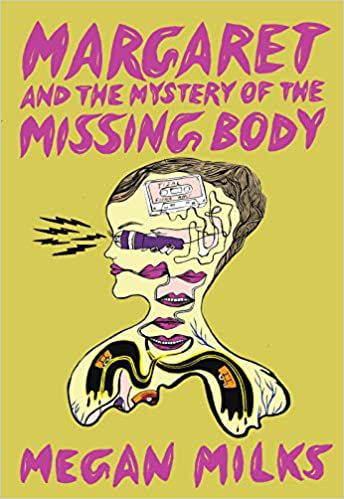 Margaret and the Missing Body cover