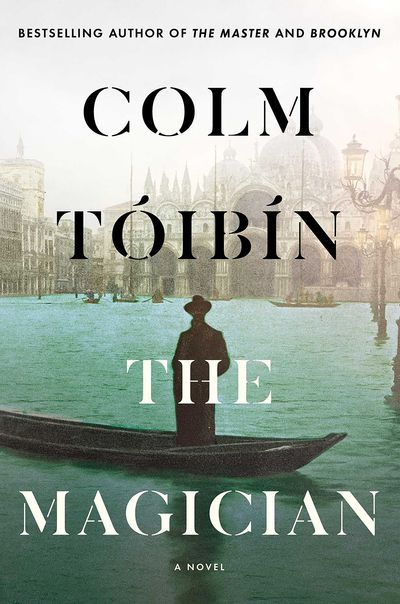 The Magician cover