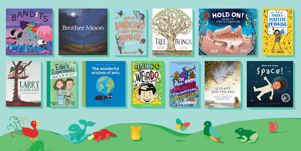 Environment Award for Children's Literature finalists for 2021