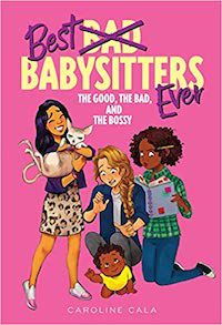 cover of Best Babysitters Ever