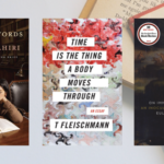 covers of the three of the books listed