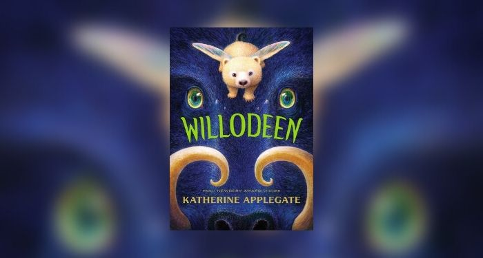 Willodeen book giveaway cover