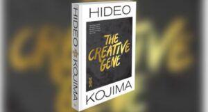 Book cover of THE CREATIVE GENE by Hideo Kojima